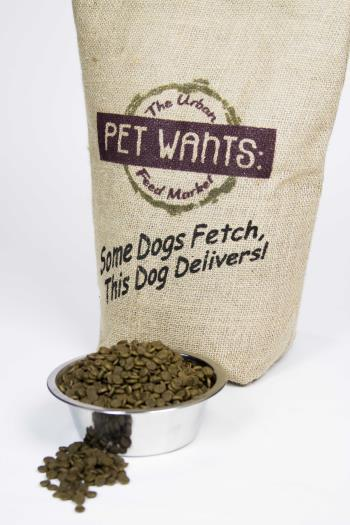 Donate Lamb and Brown Rice Dog Food to Patriot Paws
